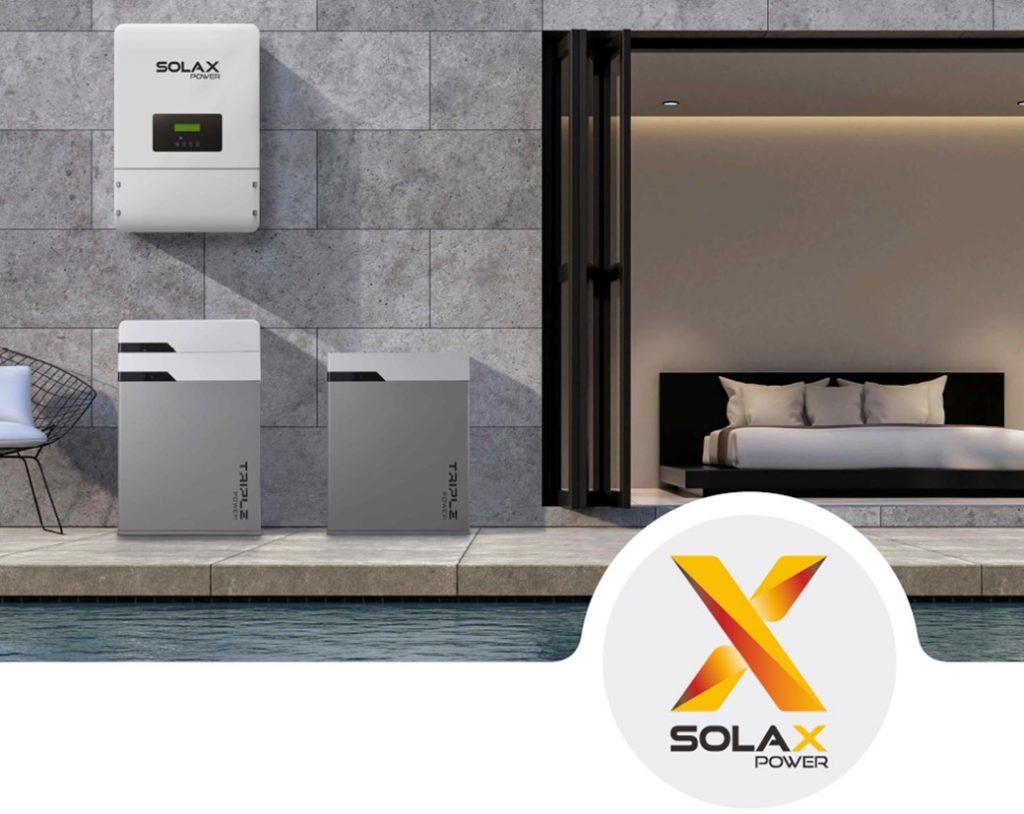 SOLAX SOLAR batterilager